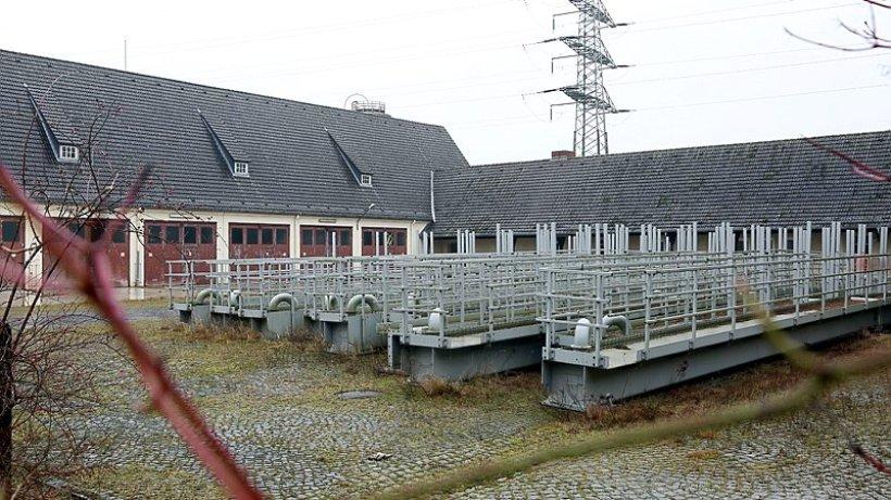Autobahn Hof Kann Als Streusalz Depot Genutzt Werden